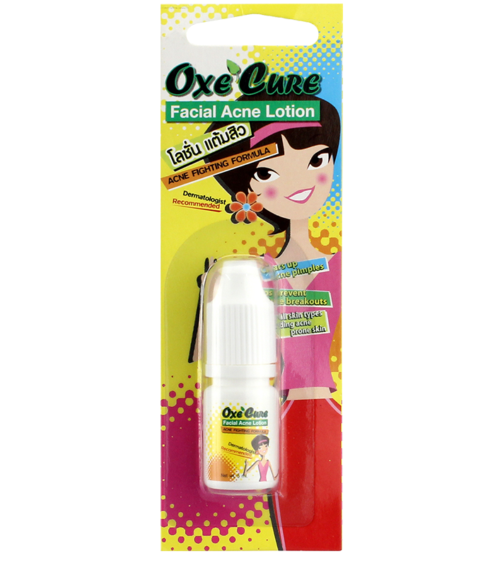 Oxe'cure Facial Acne Lotion